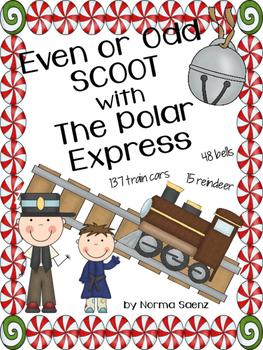 Even or Odd SCOOT with The Polar Express