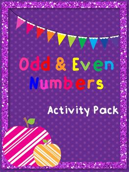 Even vs. Odd Practice Packet