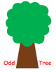Evens and Odds: Apple Tree Sorting