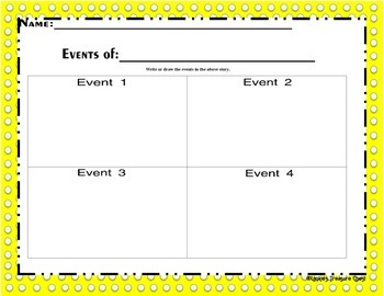 Events of the Story