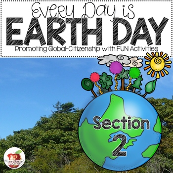 Earth Day: Section 2