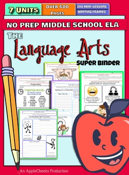 Every Reading and Writing Mini-Lesson, All Worksheets, One
