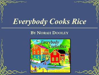 Everybody Cooks Rice by Dooley Collaborative Conversations