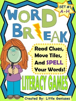 Spelling and Word Games Are Motivating and Fun