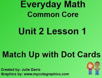 Everyday Math 4 EDM4 Common Core Edition Kindergarten 2.1