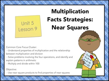 Everyday Math 4 Grade 3, Unit 5, Lesson 9: Multiplication