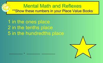 2007 EDITION. Everyday Math 6-1 (Grade 3)