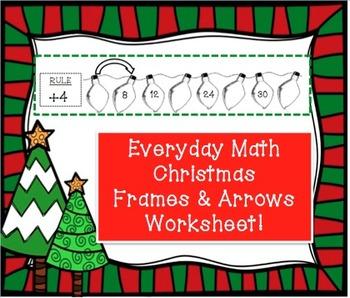 Christmas Frames & Arrows