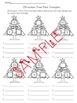 Christmas Tree Fact Triangles
