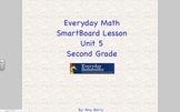 Everyday Math 2nd Grade SmartBoard Lessons Unit 5