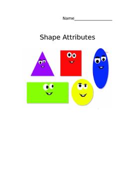 Everyday Math Grade 3 (CCSS) Unit 6 Shape Attributes and V