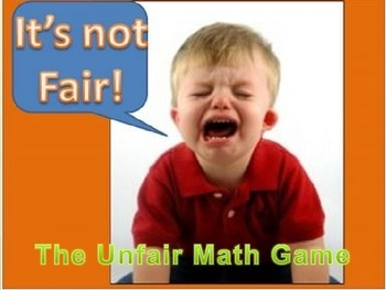 Everyday Math Grade 4 Unit 3 Review Unfair Game