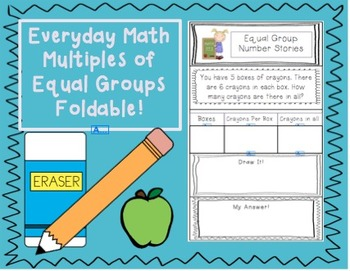 Multiples of Equal Groups