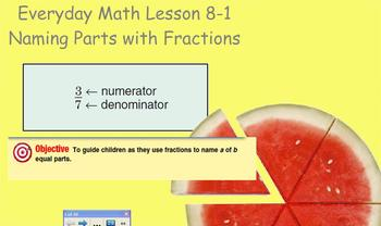 2007 EDITION. Everyday Math. Unit 8 Lessons {Bundled Pack}