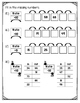 Everyday Math Unit 8 Test Review 1st Grade