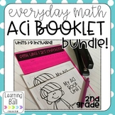Everyday Math 4 (EM4) - Units 1-9 FULL BUNDLE ACI Booklets