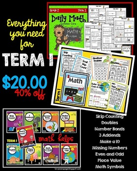 MATH - Everything You Need for Term 1