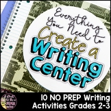 Writing Center Activities for Grades 2-3: 500+ Pages of Pr