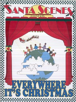 Everywhere, It's Christmas!   A Multicultural Christmas Play