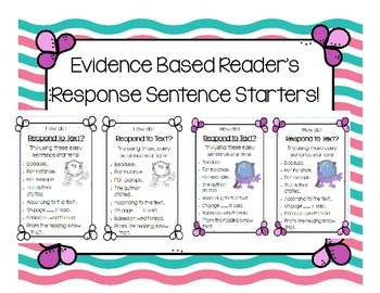 Evidence Based Terms Readers Response