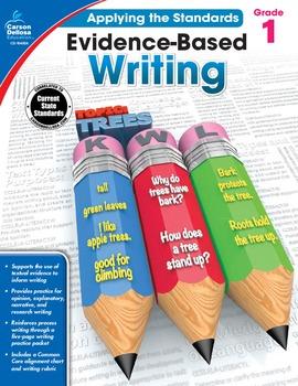 Evidence Based Writing Grade 1 SALE 20% OFF! 104824
