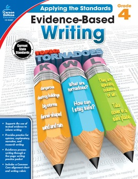 Evidence Based Writing Grade 4 SALE 20% OFF! 104827