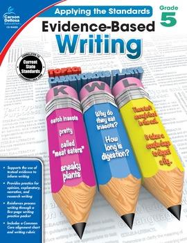 Evidence Based Writing Grade 5 SALE 20% OFF! 104828