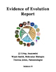Evidence of Evolution Report - Technical Writing - Collabo