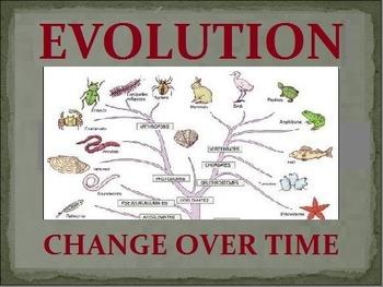 Evolution Power Point