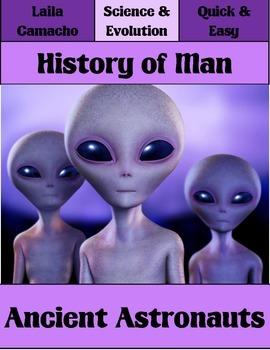 Evolution: Ancient Astronaut Theory (Aliens)