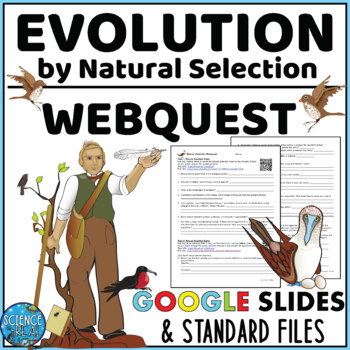 Evolution by Natural Selection With Darwin Virtual Lab Gam