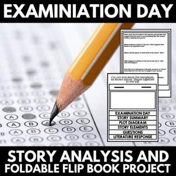 Examination Day by Henry Seslar Short Story Unit with Proj
