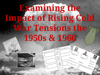 Examining the Impact of Rising Cold War Tensions in the 19