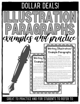 Example Paragraphs