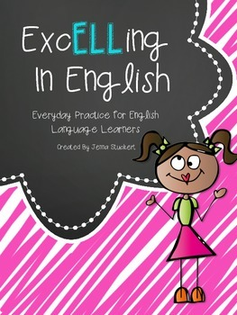 ExcELLing In English (Everyday Practice for English Langua