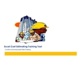 Excel Based Construction Cost Estimating Training Tool