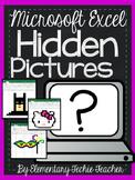 Excel Hidden Pictures Bundle