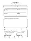 Excellent 6 Page Understanding by Design Lesson Plan Packe