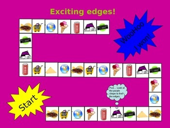 Exciting Edges - 3D Shape Game