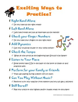 Exciting Ways to Practice Piano