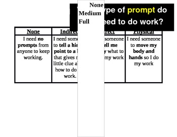 """Executive Functioning & Self-Awareness """"What level of prom"""
