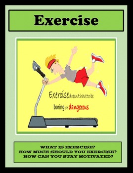 EXERCISE - Fitness, Health, Physical Fitness, Exercise