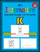 Alphabet Task Cards - Exercise Scoot! Letter K {Emergent R