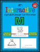 Alphabet Task Cards - Exercise Scoot! Letter M {Emergent R