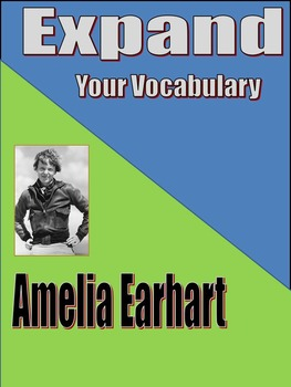 VOCABULARY - Middle and High School - EXPAND - Unit 9: Ame