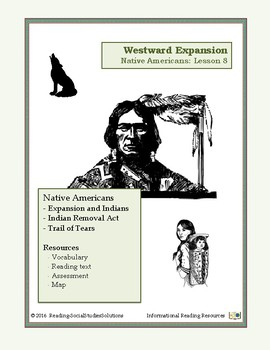 Expansion Lesson 8 - Native American