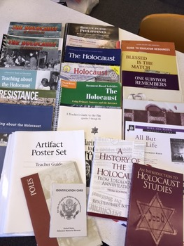 Expansive Resources for a History of the Holocaust course.