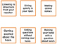 Expected & Unexpected Behavior File Folder- - Listening to