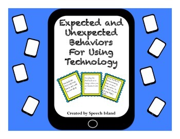 Expected and Unexpected Behaviors for Using Technology