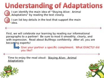 Expeditionary Learning Engage NY Module 2a Unit 2 Lesson 1